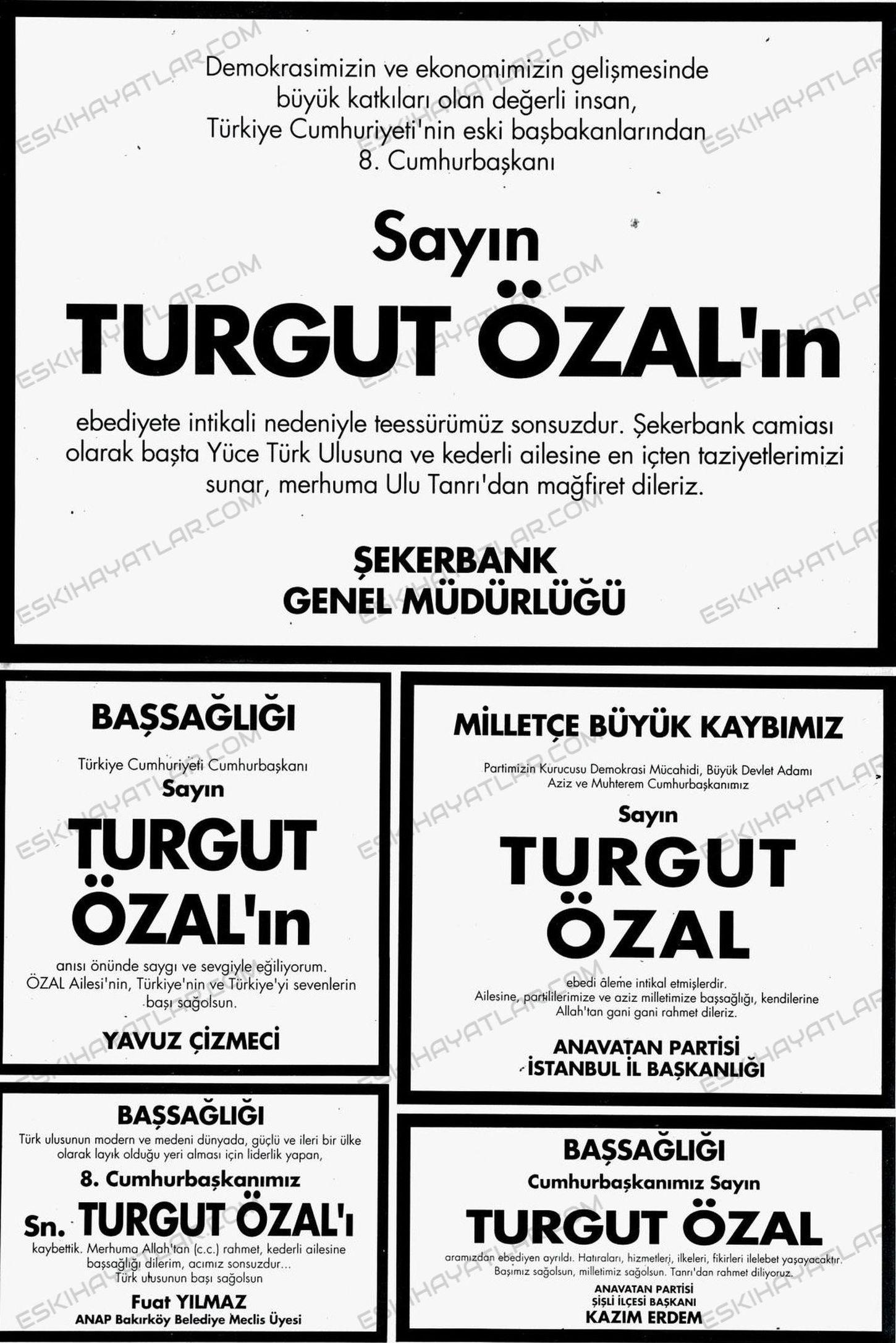 turgut-ozal-fotograflari-1993-yili-turgut-ozal-vefat-ilanlari-turgut-ozal-olum-haberleri (5)