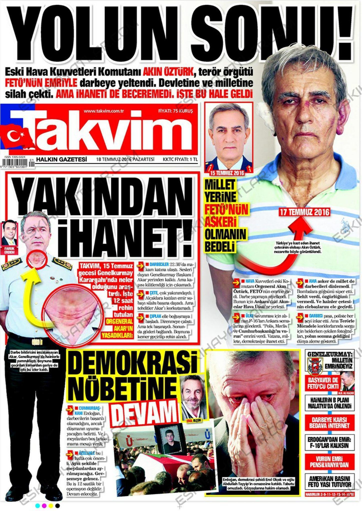 15-temmuz-2016-darbe-tesebbusu-gazete-arsivleri (takvim)