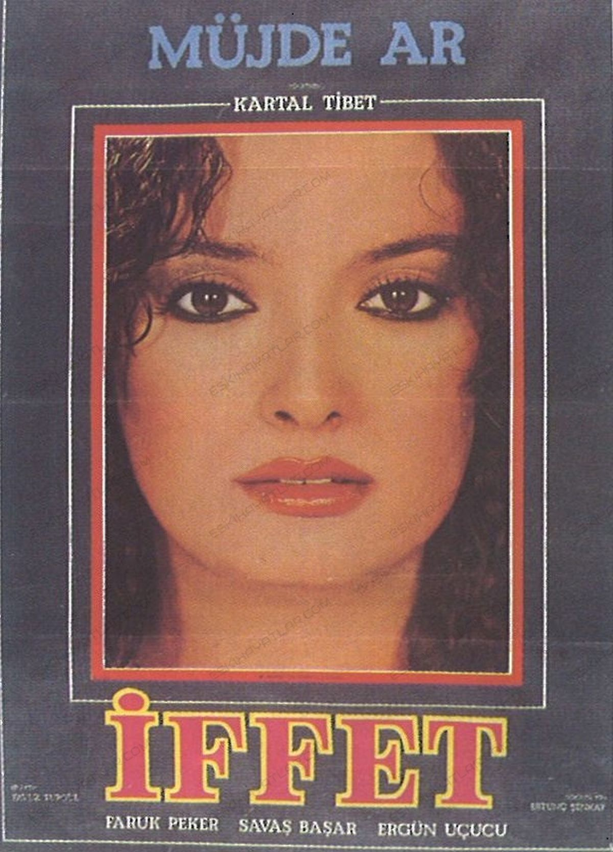 iffet-film-afisi-mujde-ar-faruk-peker-uzman-film(1982)