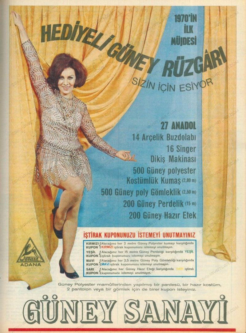 0156-maksi-modasi-ne-zaman-geldi-1970-hayat-dergisi-guney-sanayi-reklami