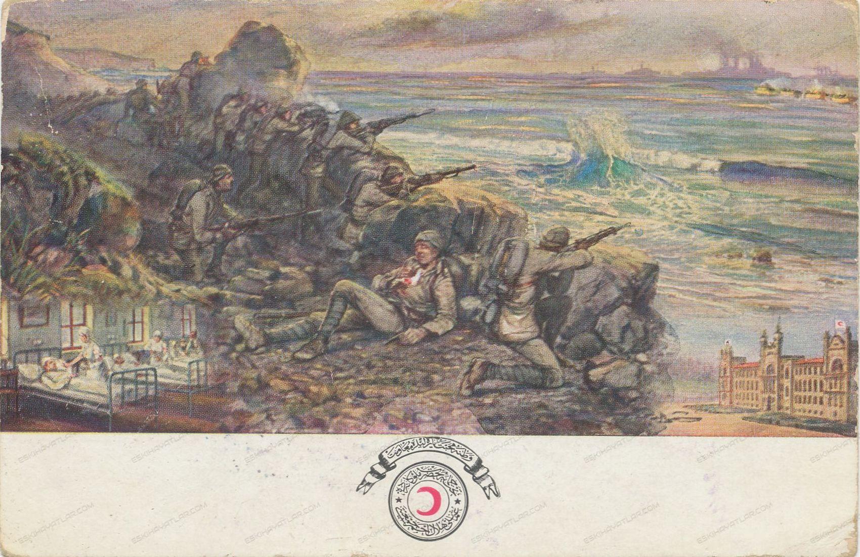 0377-hilal-i-ahmer-kartpostal-gorseli-canakkale-savasi-1915