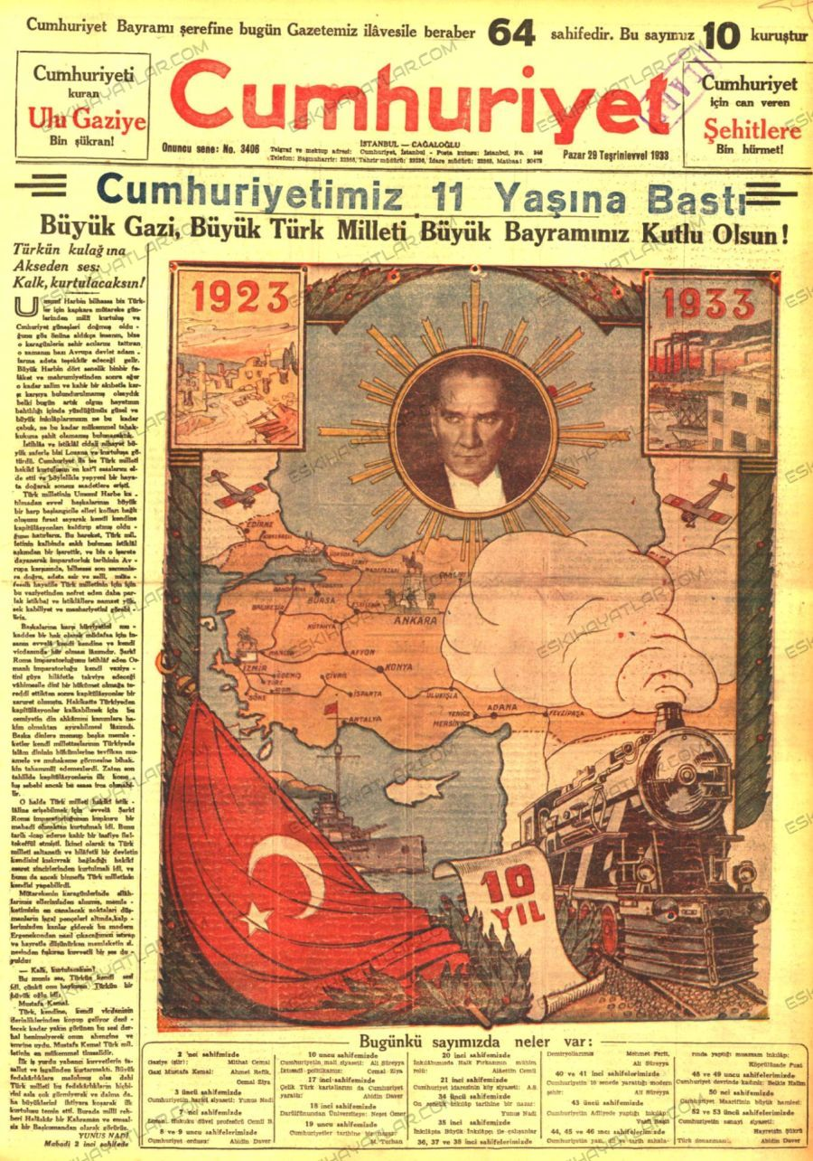 0423-cumhuriyet-bayrami-gazete-arsivi-1933