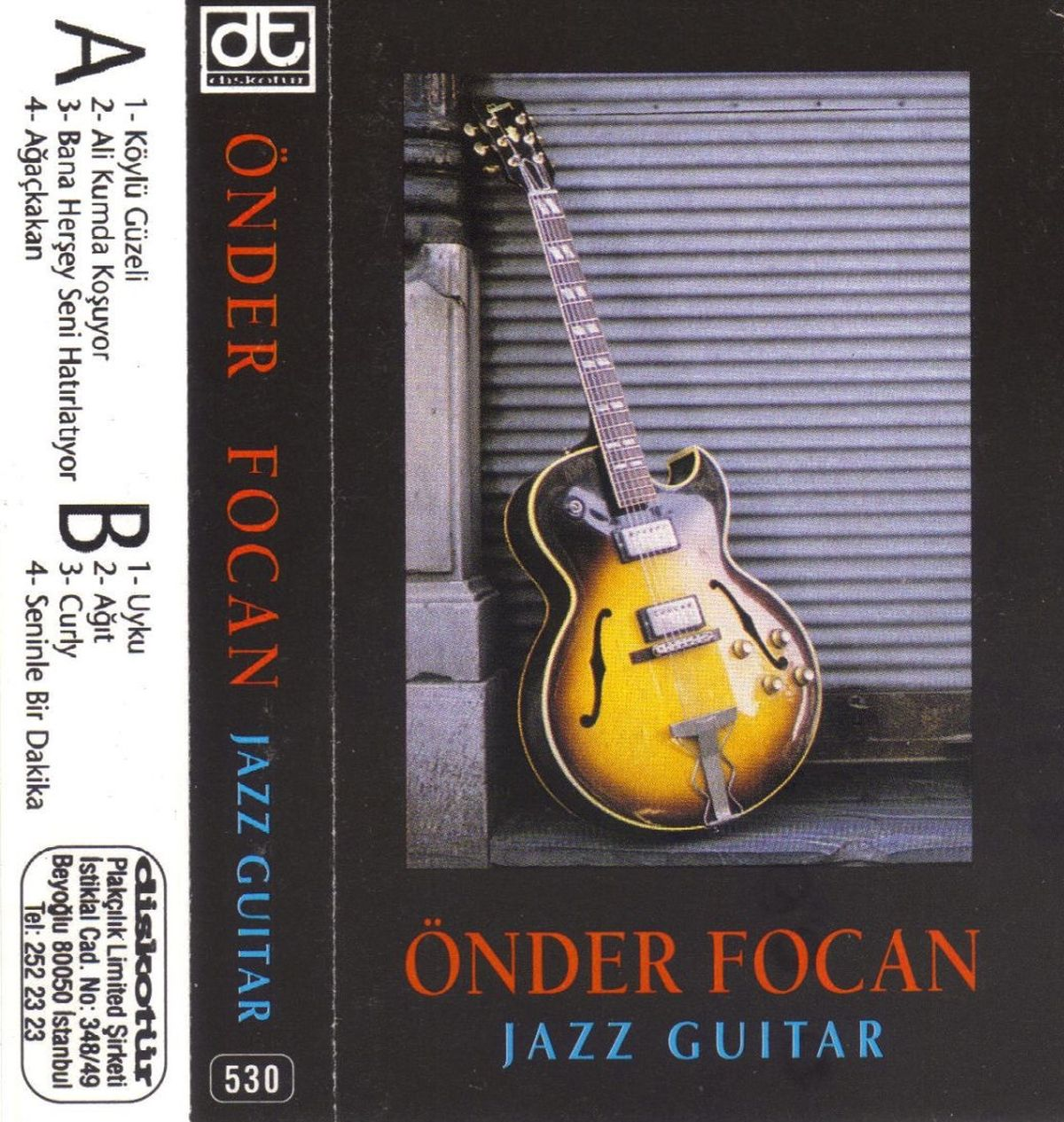0139-onder-focan-1994-jazz-guitar-albumu-diskotur-plakcilik