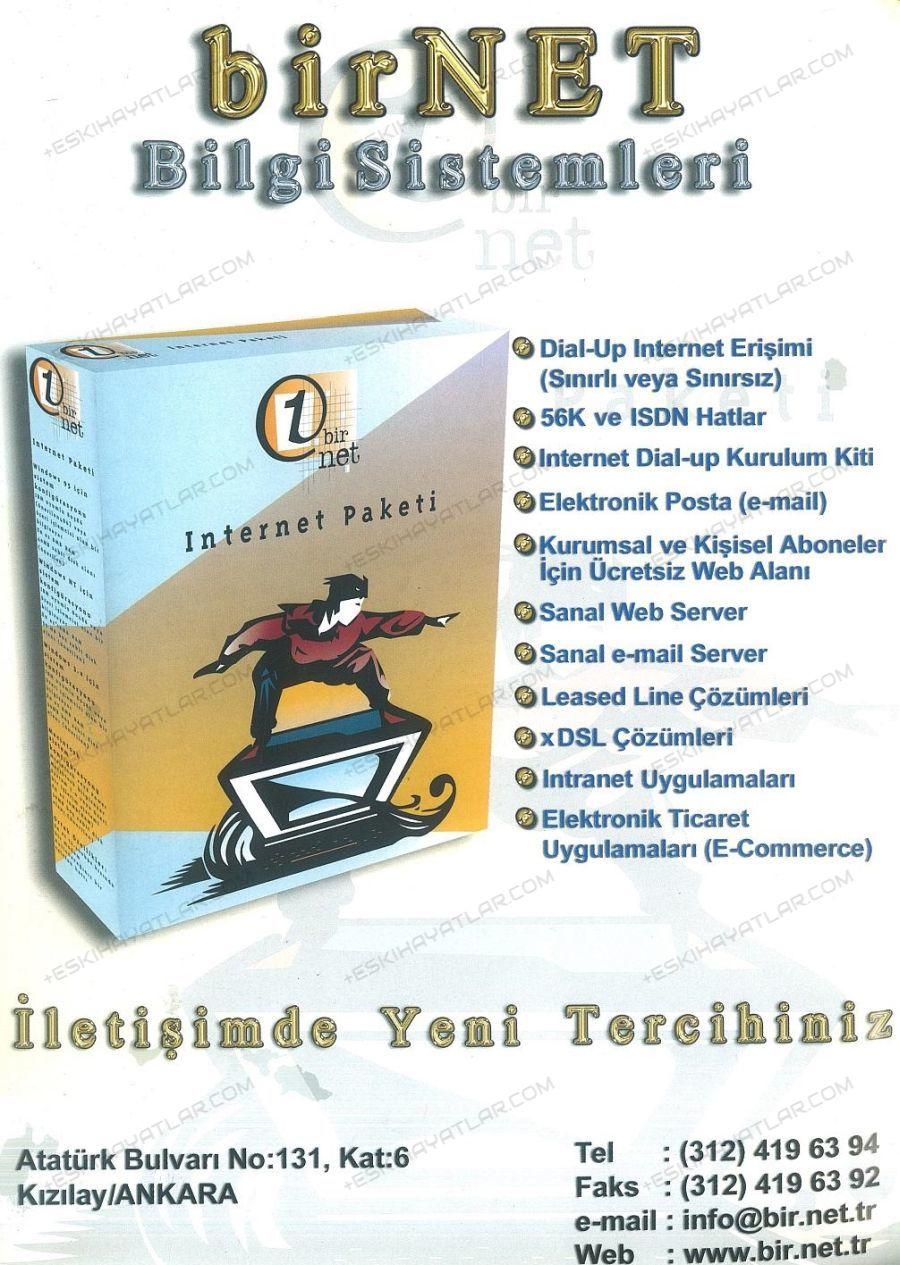0185-birnet-bilgi-sistemleri-2003-yilinda-internet-baglanti-hizlari-56k-modem-reklamlari