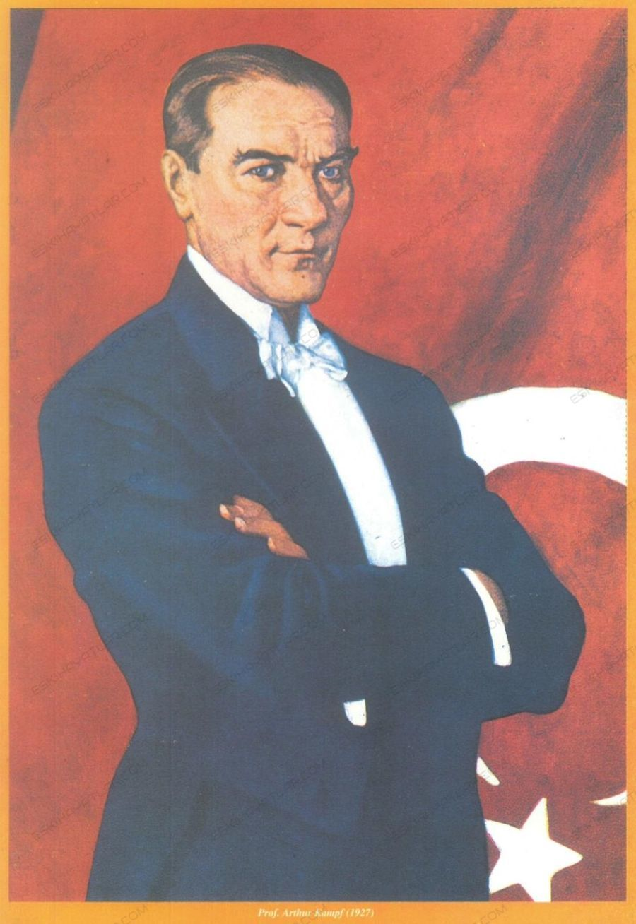 0258-mustafa-kemal-ataturk-yagliboya-tablosu-1927-arthur-kampf