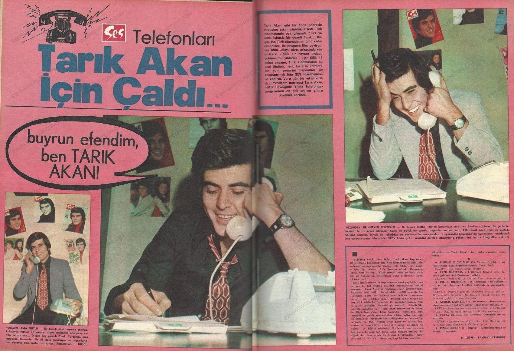 0294-tarik-akan-ses-dergisi-1972-hayranlariyla-telefonda (1)