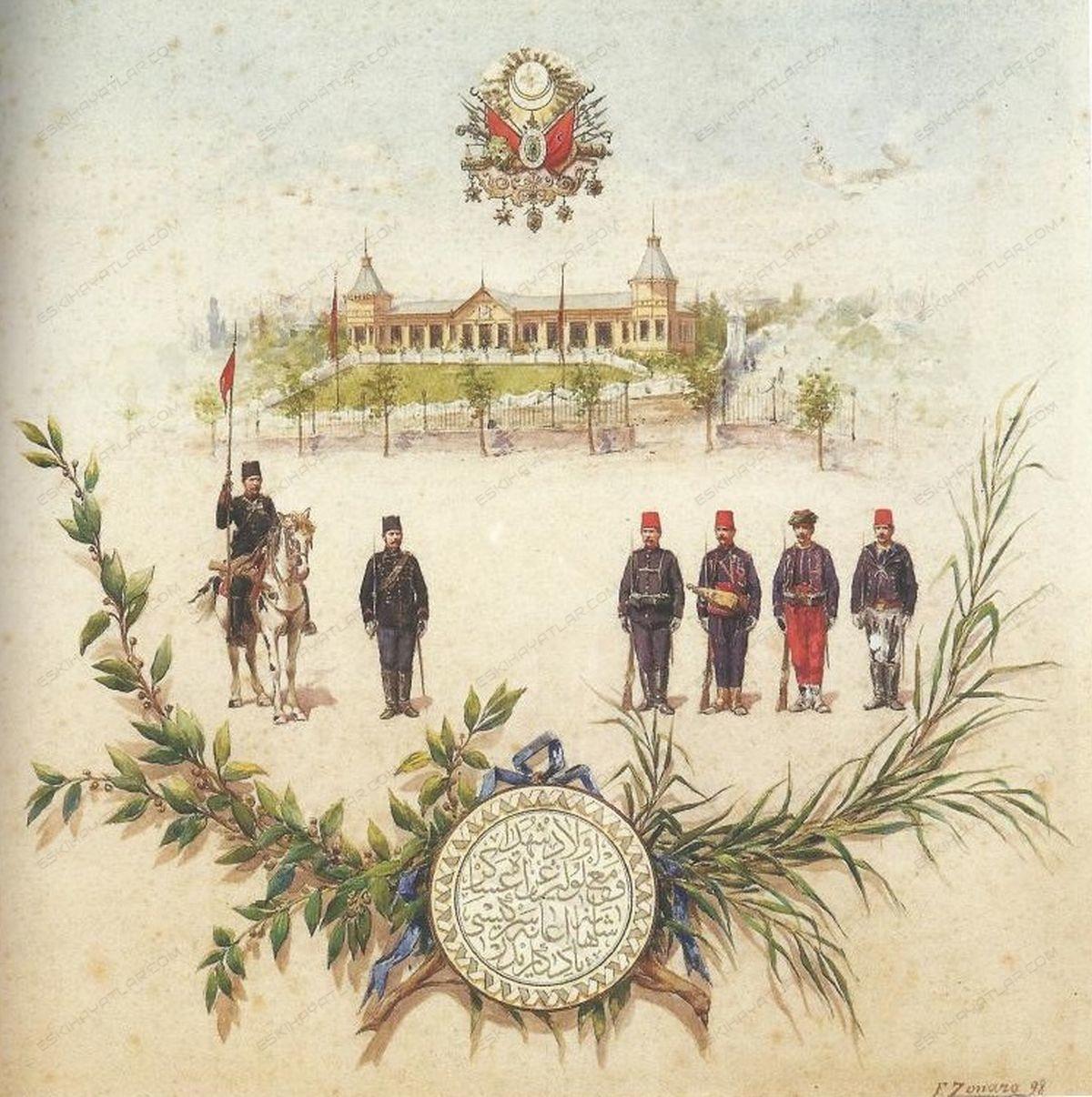 0354-fausto-zonaro-evladi-suheda-1893-asakiri-sahane-iane-sergisi