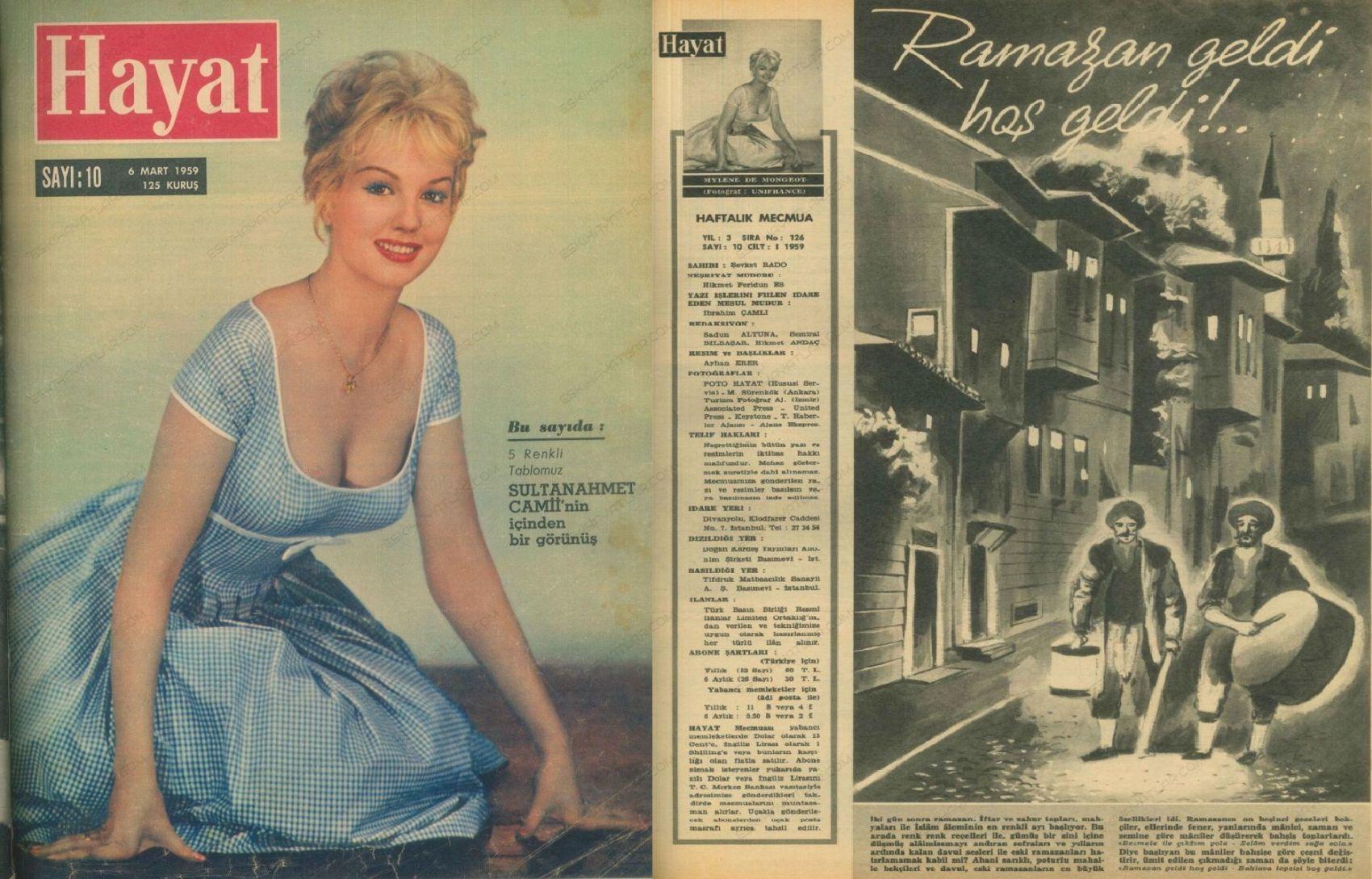 0378-mylène-demongeot-1959-hayat-dergisi-orhan-tahsin-ergin-minisker (2)