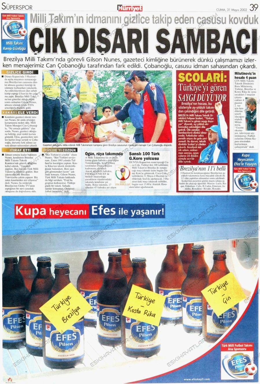 0406-turkiye-a-milli-takimi-2002-dunya-kupasi-hurriyet-gazetesi-kupa-heyecani-efes-pilsen