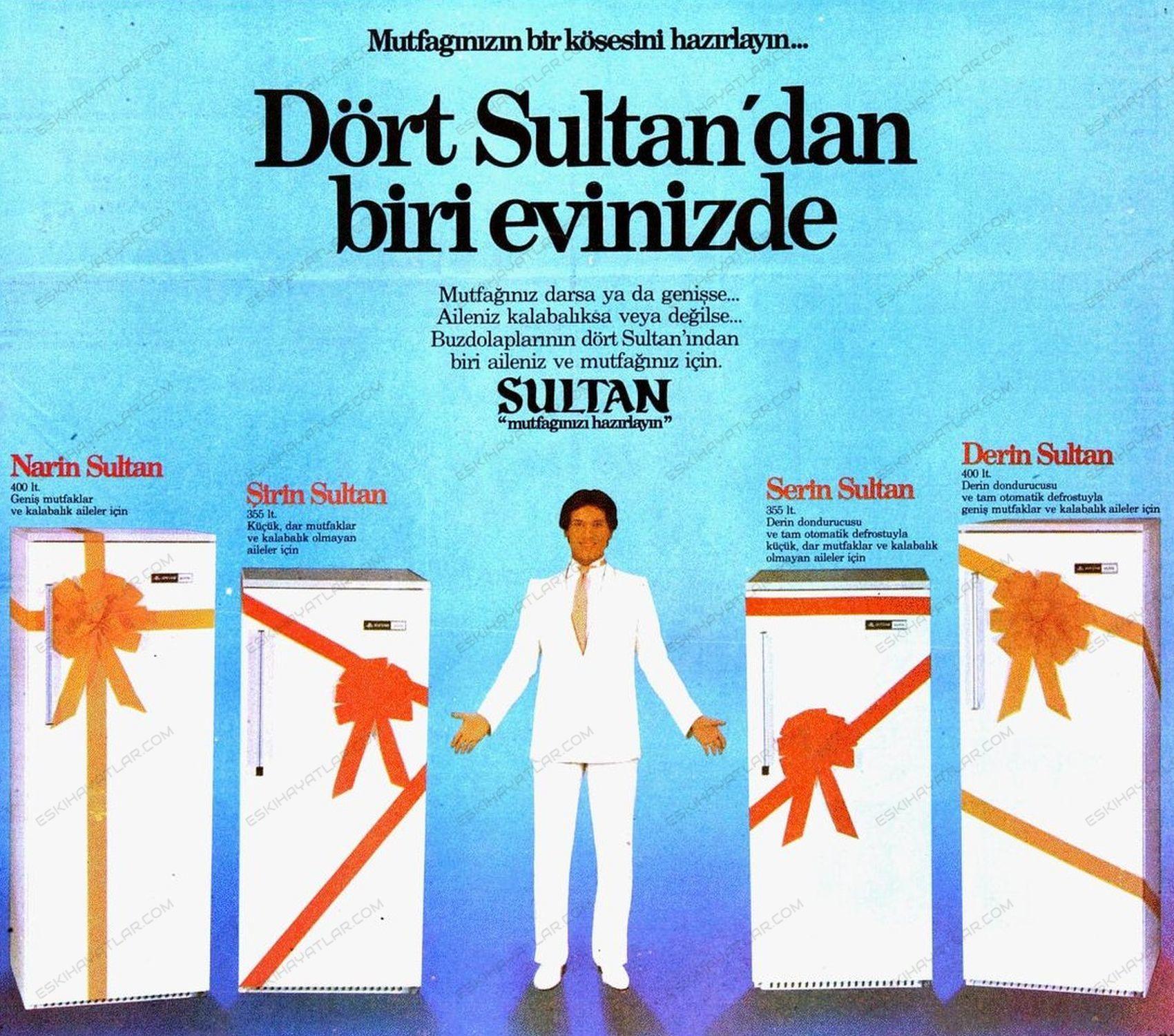 0173-sultan-buzdolabi-reklamlari-1981-narin-sultan-sirin-sultan-serin-sultan-derin-sultan