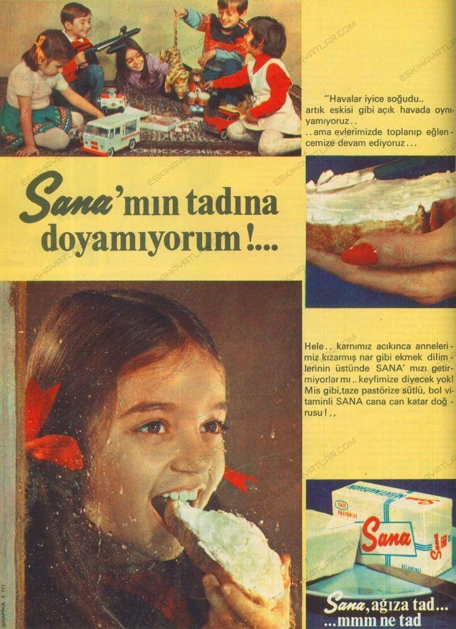 0243-sana-margarin-reklamlari-1971-unilever-turkiye-arsivi-sana-nin-tadina-doyamiyorum-sana-agiza-tad
