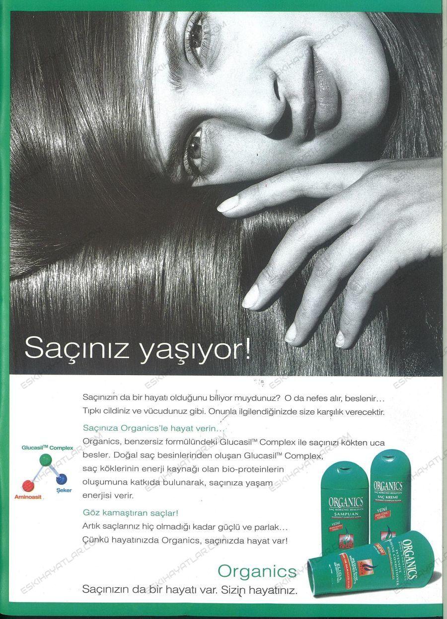 0275-organics-sampuan-reklamlari-1998-yilinda-kozmetik-markalari