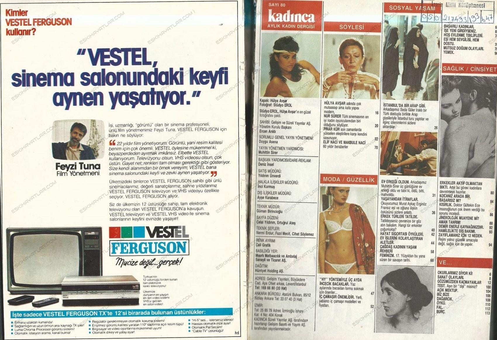 0285-vestel-ferguson-1985-televizyon-reklami