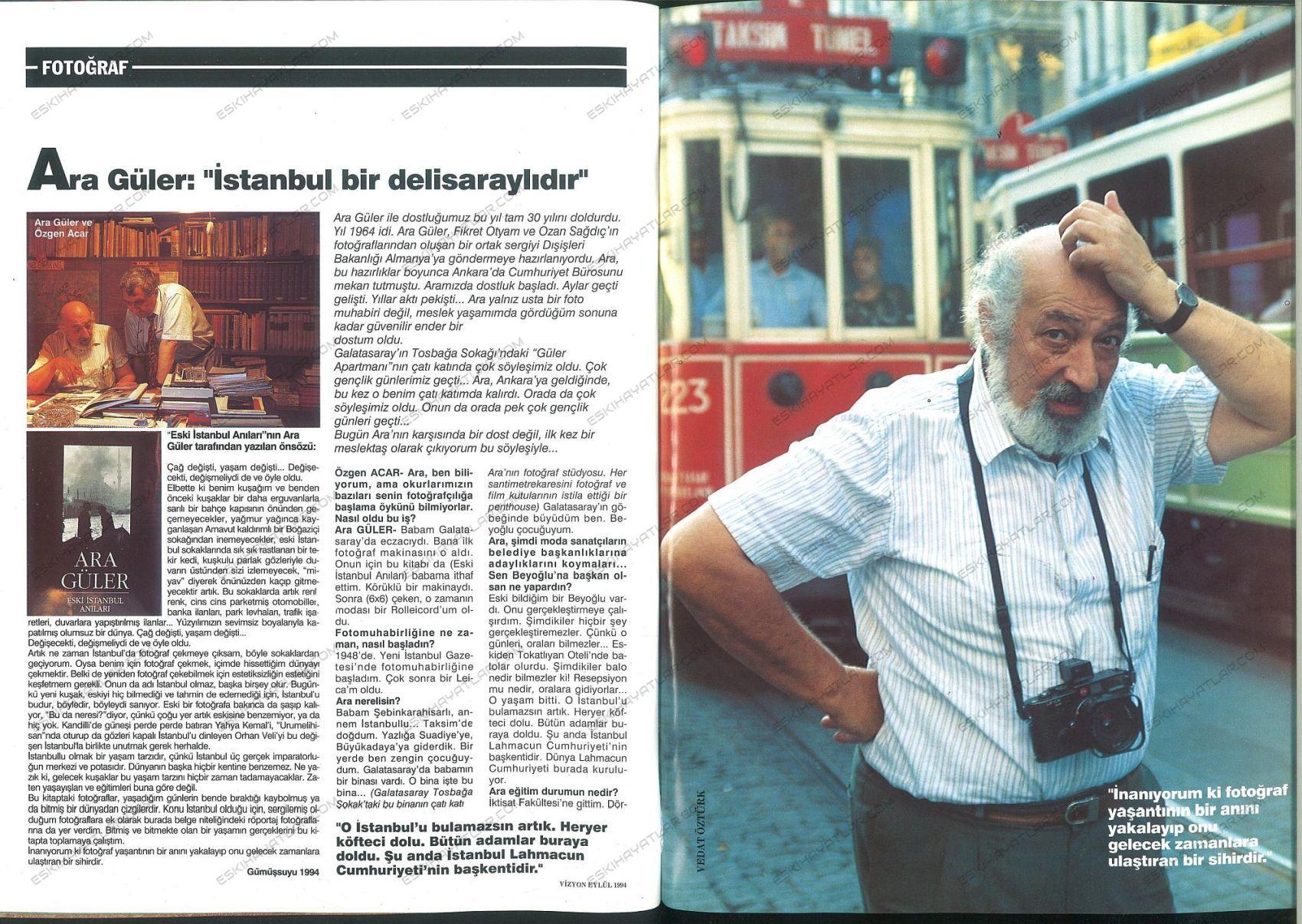 0364-ara-guler-1994-vizyon-dergisi-eski-istanbul-anilari-roportaj (1)