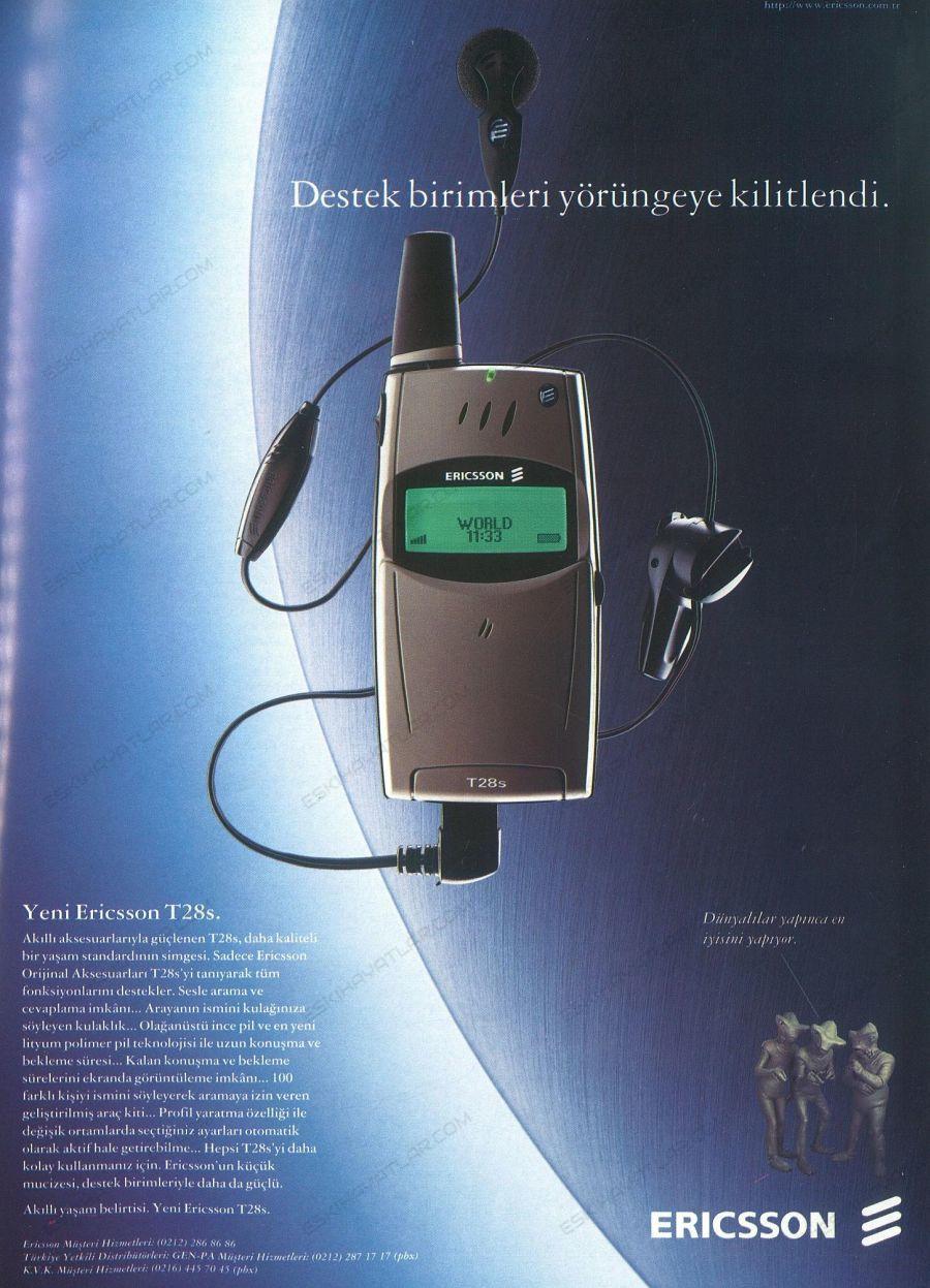 0364-ericsson-t28-reklami-1994-dunyalilar-yapinca-en-iyisini-yapiyor