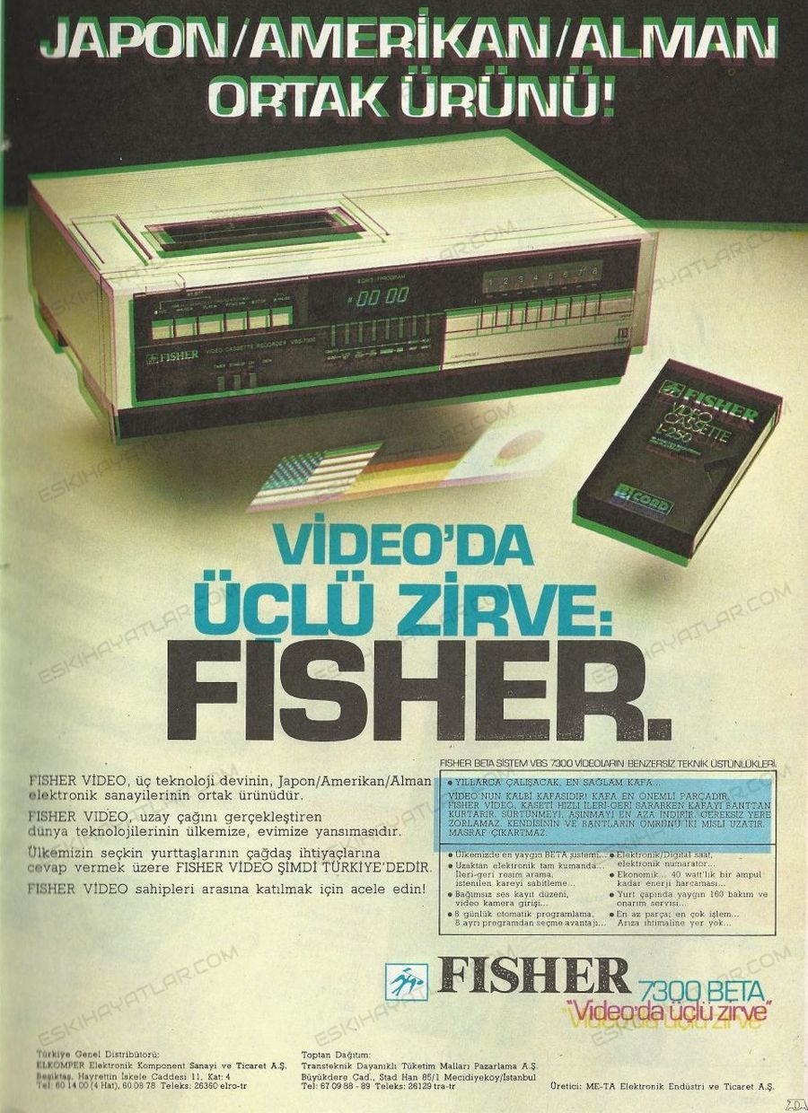 0162-elkomper-elektronik-komponent-fisher-video-oynatici-1983-yilinda-video-kasetler
