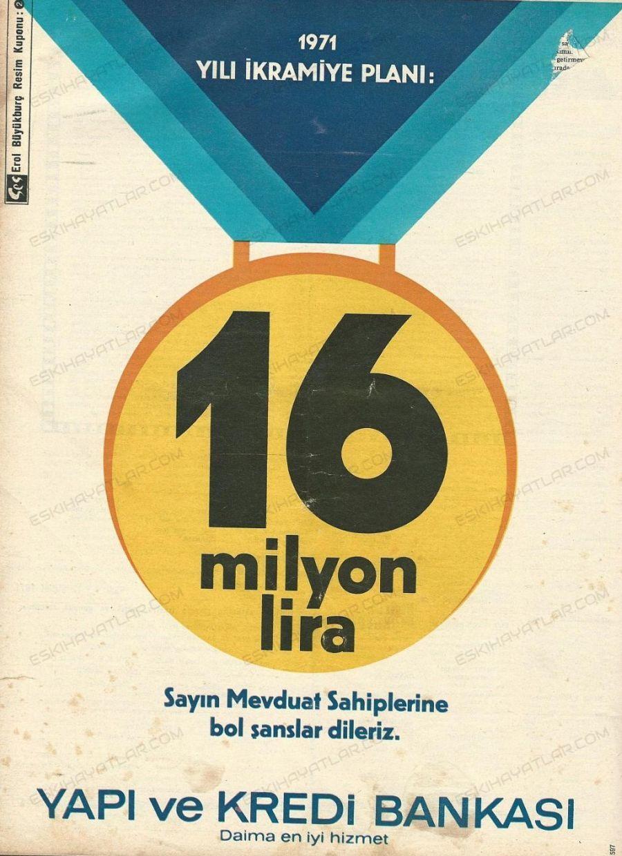 0228-yapi-ve-kredi-bankasi-1971-yili-ikramiye-plani-16-milyon-lira