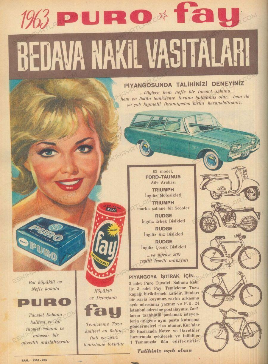 0234-puro-sabun-fay-deterjan-bedava-nakil-vasitalari-1963-model-ford-taunus-aile-arabasi