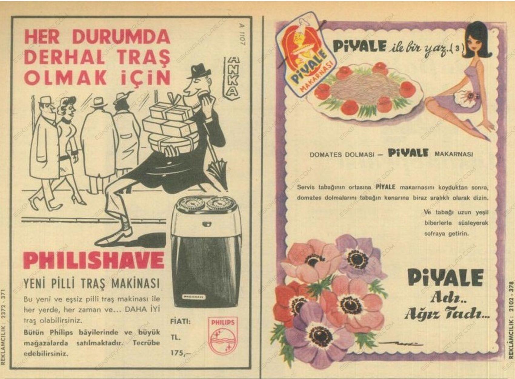 0424-philishave-pilli-tras-makinasi-1965-yili-reklamlari-piyale-adi-agiz-tadi-piyale-makarna-reklami