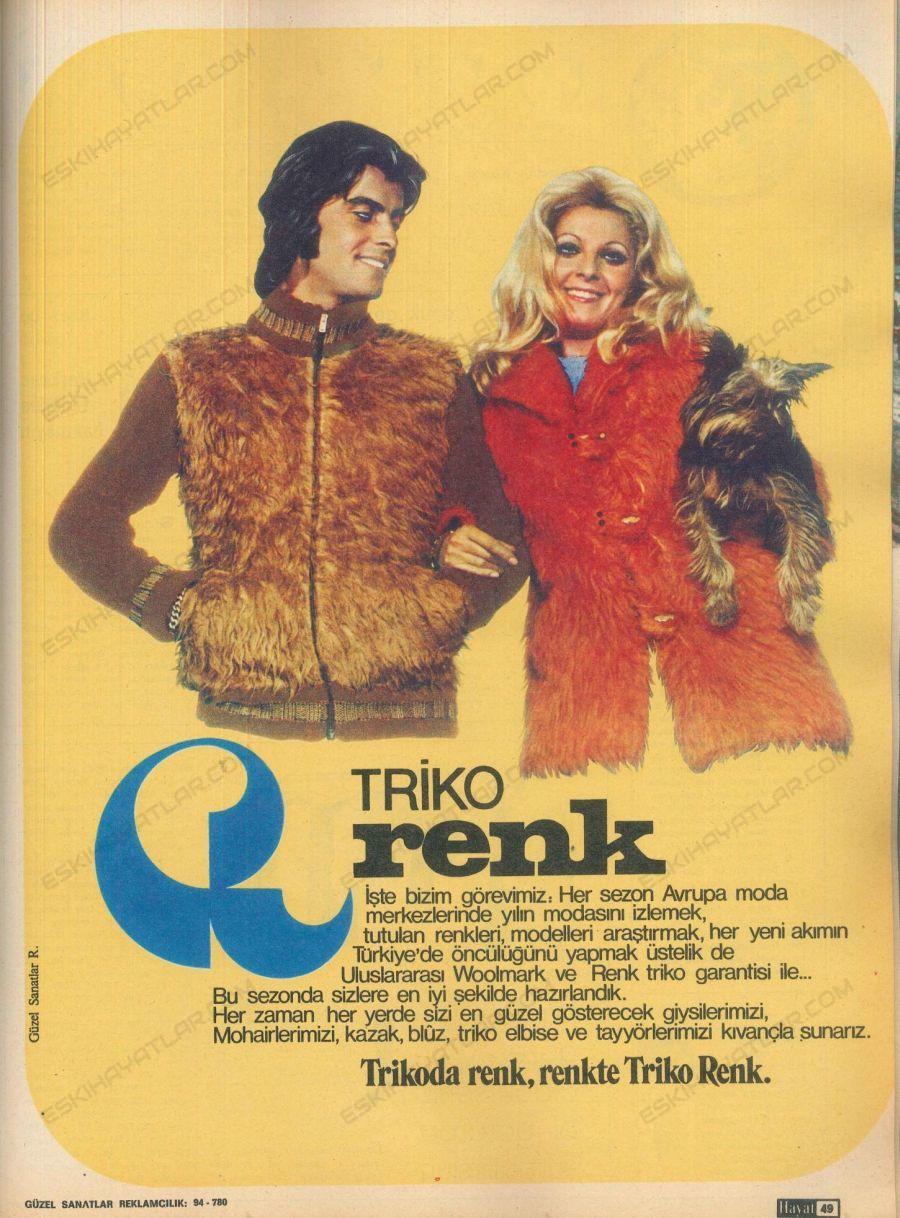 0147-guzel-sanatlar-reklamcilik-1973-yilinda-triko-reklamlari-yetmislerde-kadin-erkek-giyimi
