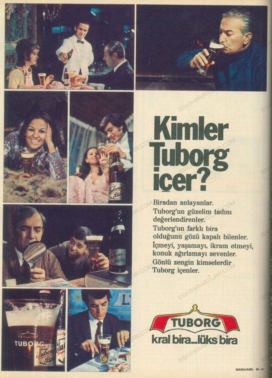 0777-kimler-tuborg-icer-1971-turk-tuborg-reklamlari-yetmislerde-bira-reklamlari-eli-aciman-arsivleri