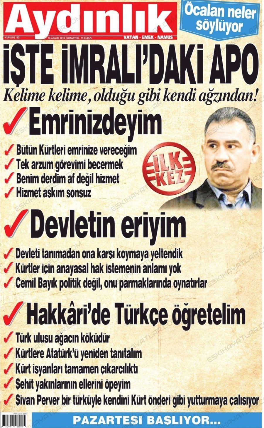 0223-abdullah-ocalan-emrinizdeyim-ocalan-devletin-eriyim-hakkaride-turkce-ogretelim-2013-yili-gazete-arsivleri-aydinlik