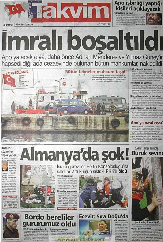 0223-abdullah-ocalan-imrali-haberleri-1999-yili-gazete-arsivi-takvim-gazetesi