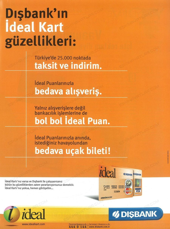 0274-disbank-reklam-arsivi-2004-yilinda-kredi-kartlari-ideal-kart