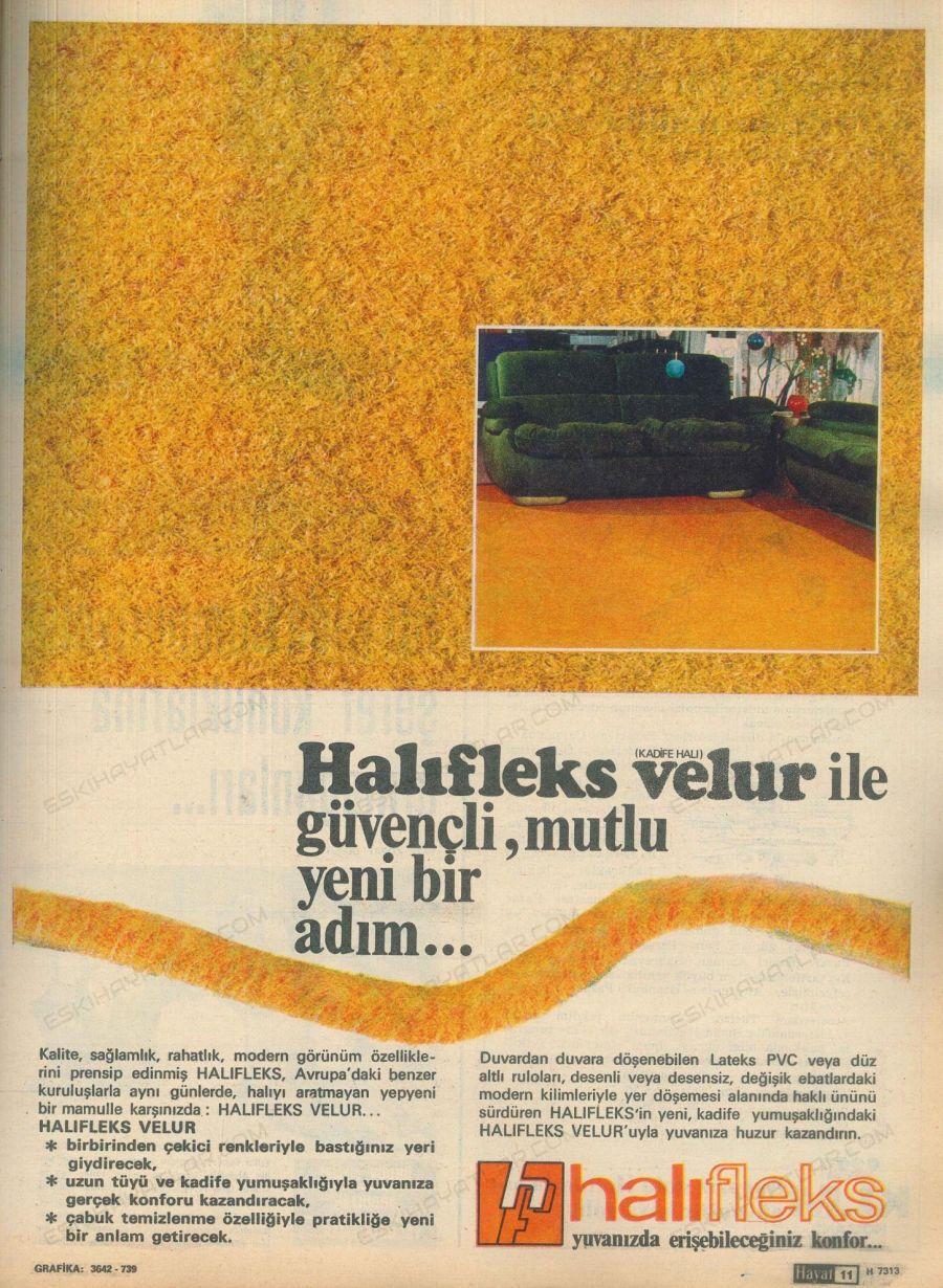 0800-halifleks-velur-reklami-yetmislerde-hali-reklamlari-ev-dekorasyonu